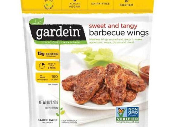 Alitas de pollo barbacoa (sucedáneo) - Barbecue wings