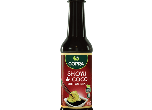 Shoyu de coco (amino de coco)