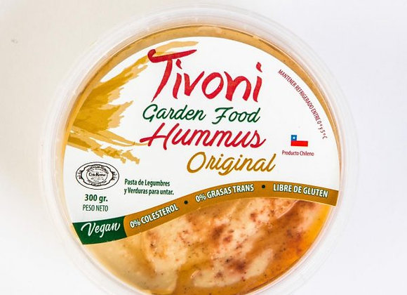 Hummus original 300g