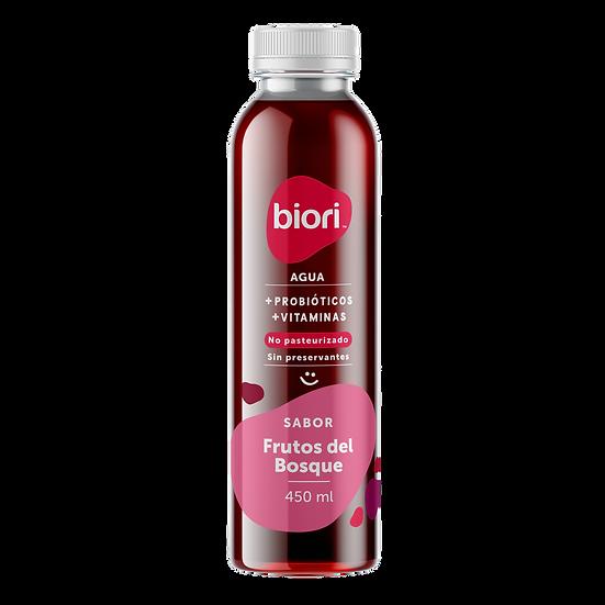Agua probiótica | Frutos del bosque
