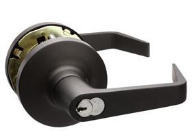 Interchangeable core lock