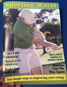 80s Sports Magazine