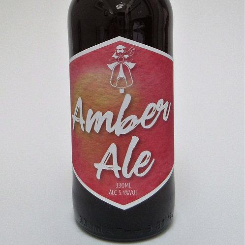 Craft Beer Labels- Amber Ale