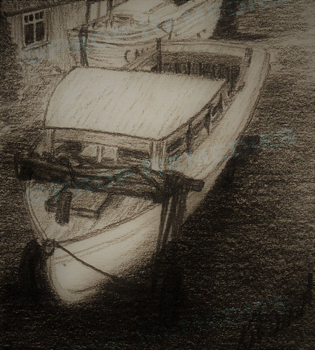 Boatyard Drawing