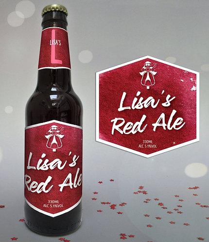 Personalised Beer bottle Label