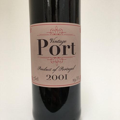 Port bottle label 2
