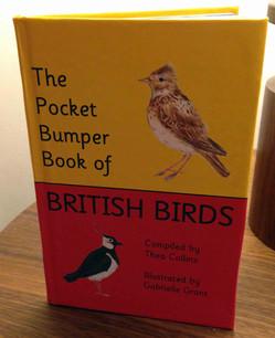 Bird book cover