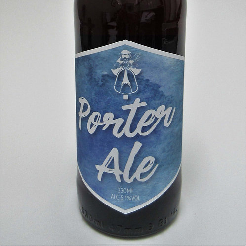 Craft Beer Labels- Porter Ale