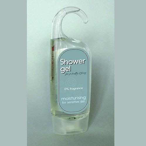 Shower Gel label
