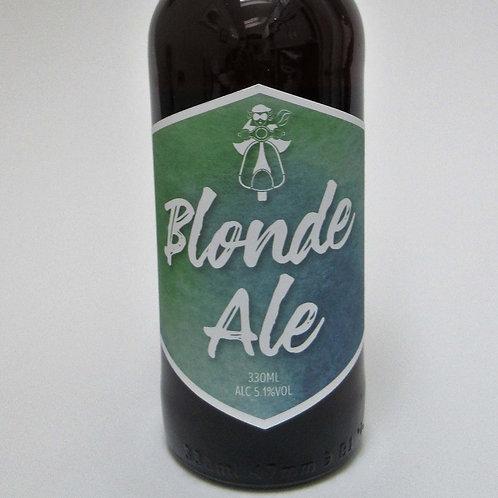 Craft Beer Labels- Blonde Ale