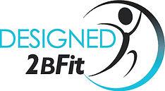Designed2BFit Logo