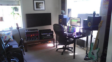 Ian Sheridan, Bassist, Bass player, Music Record Producer,  Mixing Engineer, Seattle, Recording