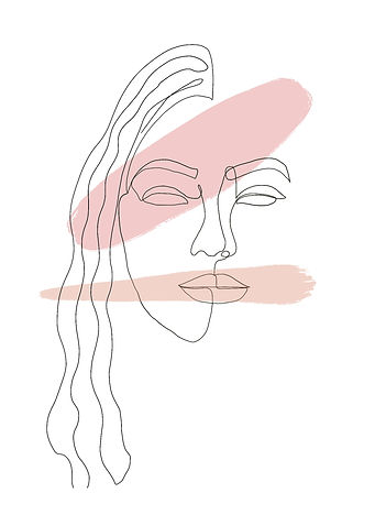 Gigi Hadid, line print, line artwork, bedroom, room decor, decor, wall art, personalised print, print, Eva B Prints