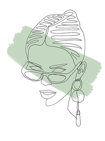 Kendall Jenner, line print, line artwork, bedroom, room decor, decor, wall art, personalised print, print, Eva B Prints
