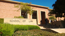 UCLA, School of Law - Munhoe's Visit