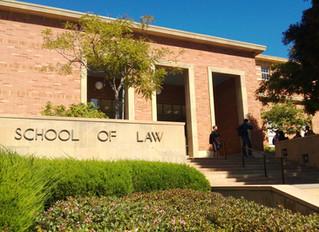 UCLA, School of Law - Munhoe's Visit