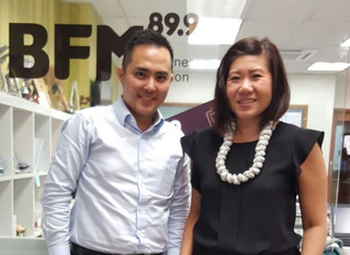 Entrepreneurs' Legal Dilemma to Solution (ELS) - BFM 89.9 (updated 27.10.2016)