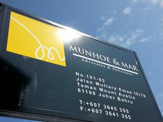 Munhoe & Mar, Johor Bahru (2014/No. 0005)