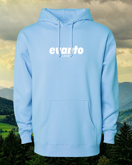 Evanto Premium Heavyweight Hooded Sweatshirt
