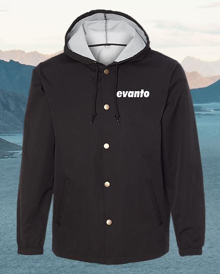 Evanto Unisex Rain Jacket