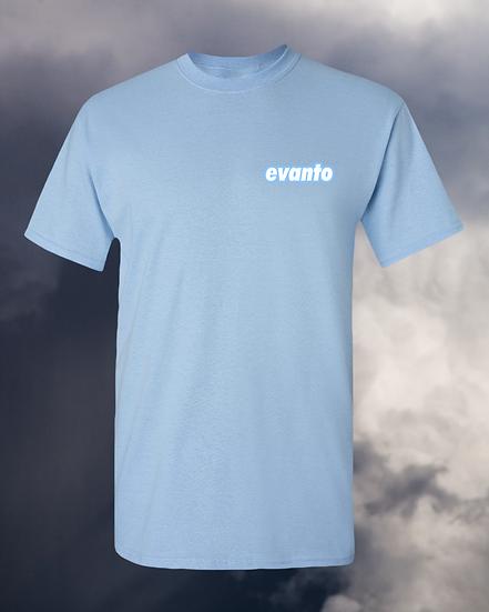 Evanto Pastel Breast Logo Unisex Tee