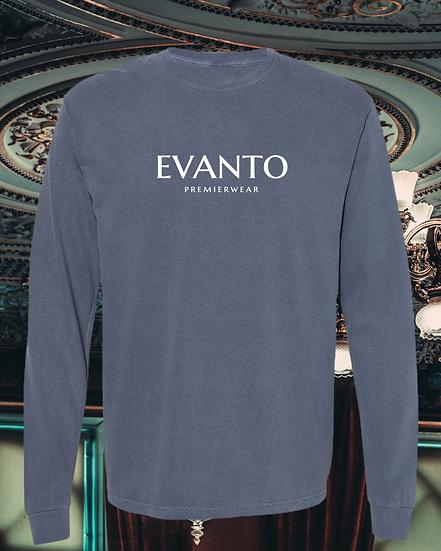 Evanto Premierwear Ring-Spun Long Sleeve Tee