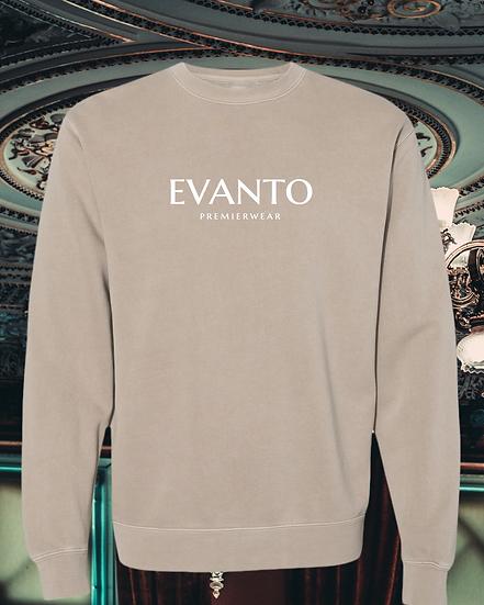 Evanto Premierwear Embroidered Heavyweight Crewneck