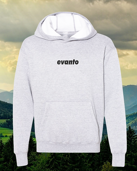 Evanto Stringless Hooded Sweatshirt