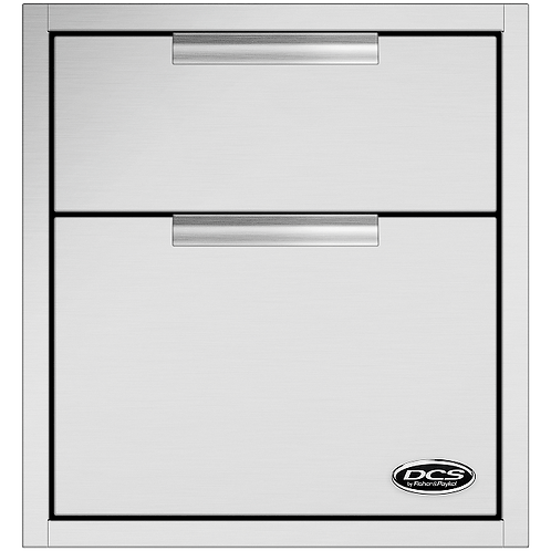 """DCS 20"""" Tower Drawer Double"""