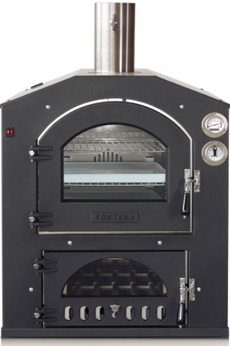 The Inc. Built-In Wood Burning Oven
