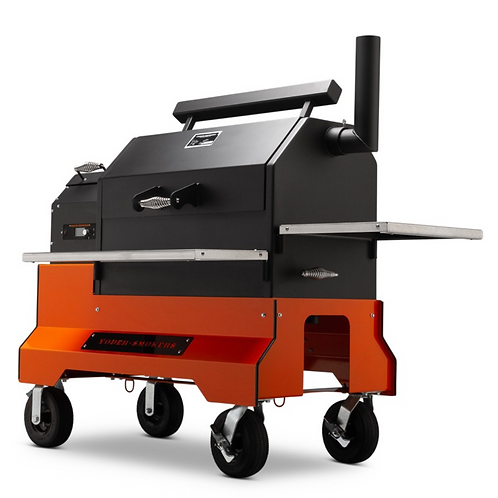 YS640s Competition Pellet Grill