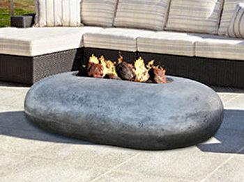 Pebble Fire Table