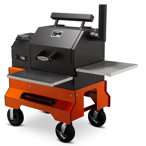 YS480s Competition Pellet Grill