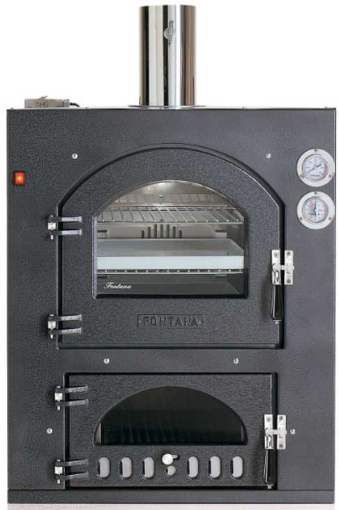 The Inc. Q Built-In Wood Burning Oven