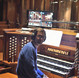 Robert Bennesh recording Faure with YSC