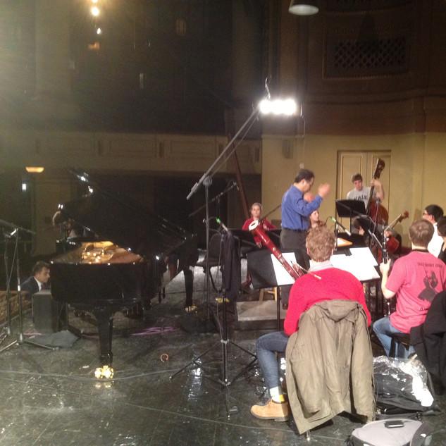 YSO Recording
