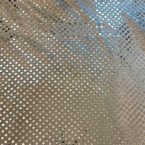 Sheer Silver Shimmer