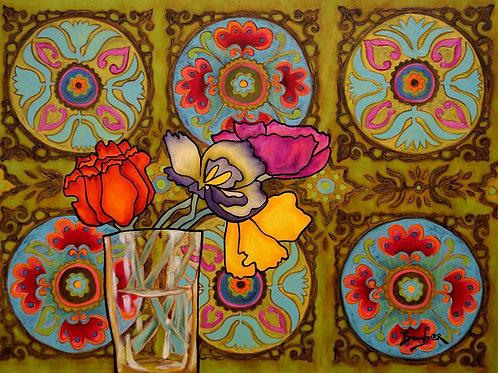 "Elisa Boughner's ""Tapestry"""