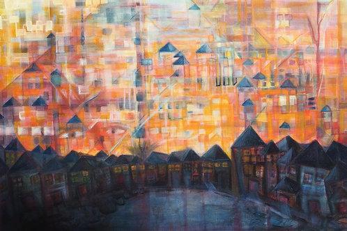 """Linda Rubin Shayman's """"Memory"""""""