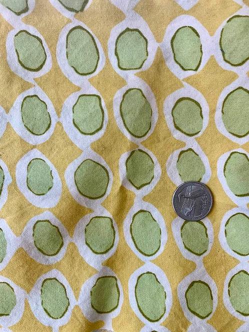 Green Ovals