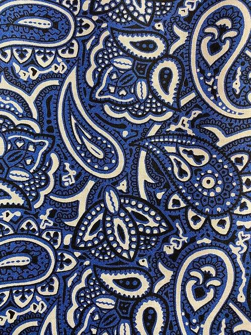 Indigo Blue Bandana