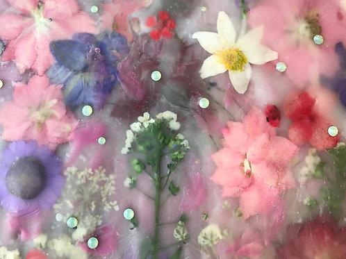 """Jenny Learner's """"Springtime Larkspur"""""""