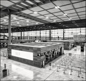 BER Berlin International Airport  Berlin - Germany