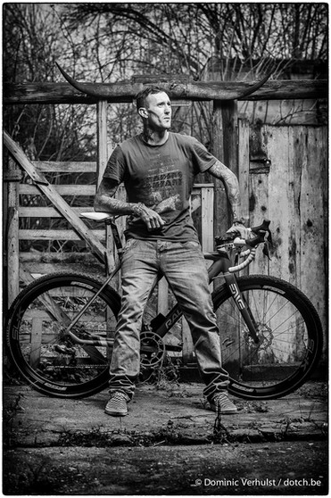 Ben Berden     former professional cyclocrosser