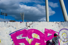 """Workshop Reportage photography - """"The Remains of the Berlin Wall"""" -  Leica Akademie Deutschland"""