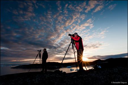 Ilulissat,  West Greenland   UNESCO World Heritage Site