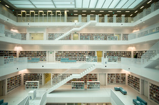 City Library Stuttgart - Germany