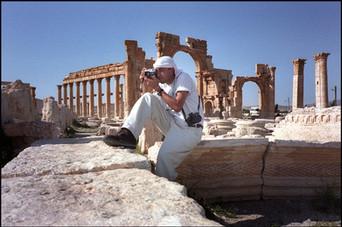 Palmyre - SYRIA     UNESCO World Heritage Site