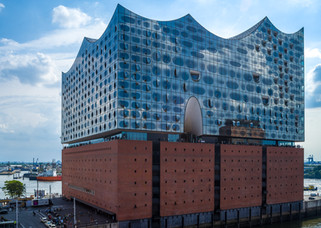 Elbphilharmonie  Hamburg - Germany