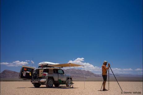 Death Valley National Park  -   Mojave Desert  California - USA